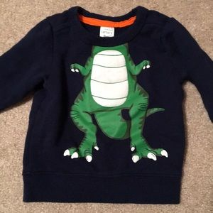 Baby boys sweatshirt